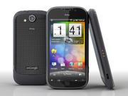 HTC Panache 3d model
