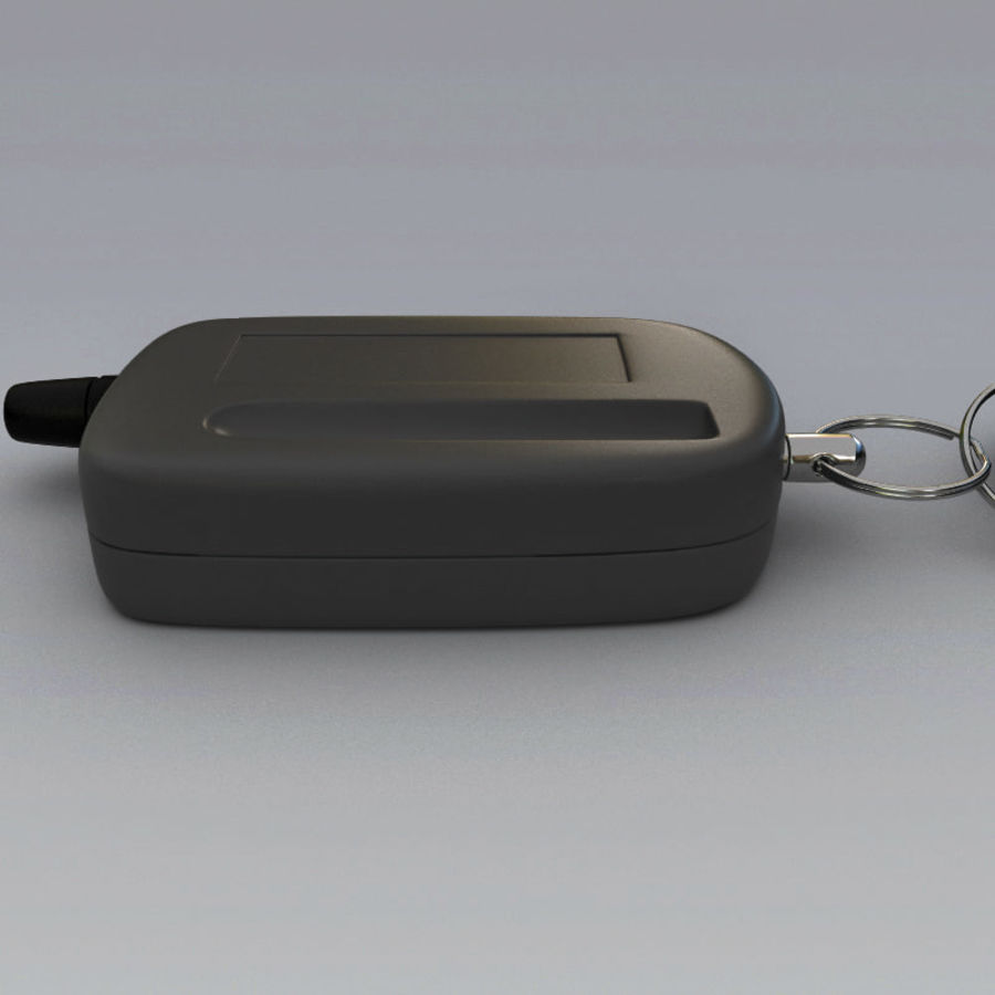 Remote Key Fobs Collection royalty-free 3d model - Preview no. 76