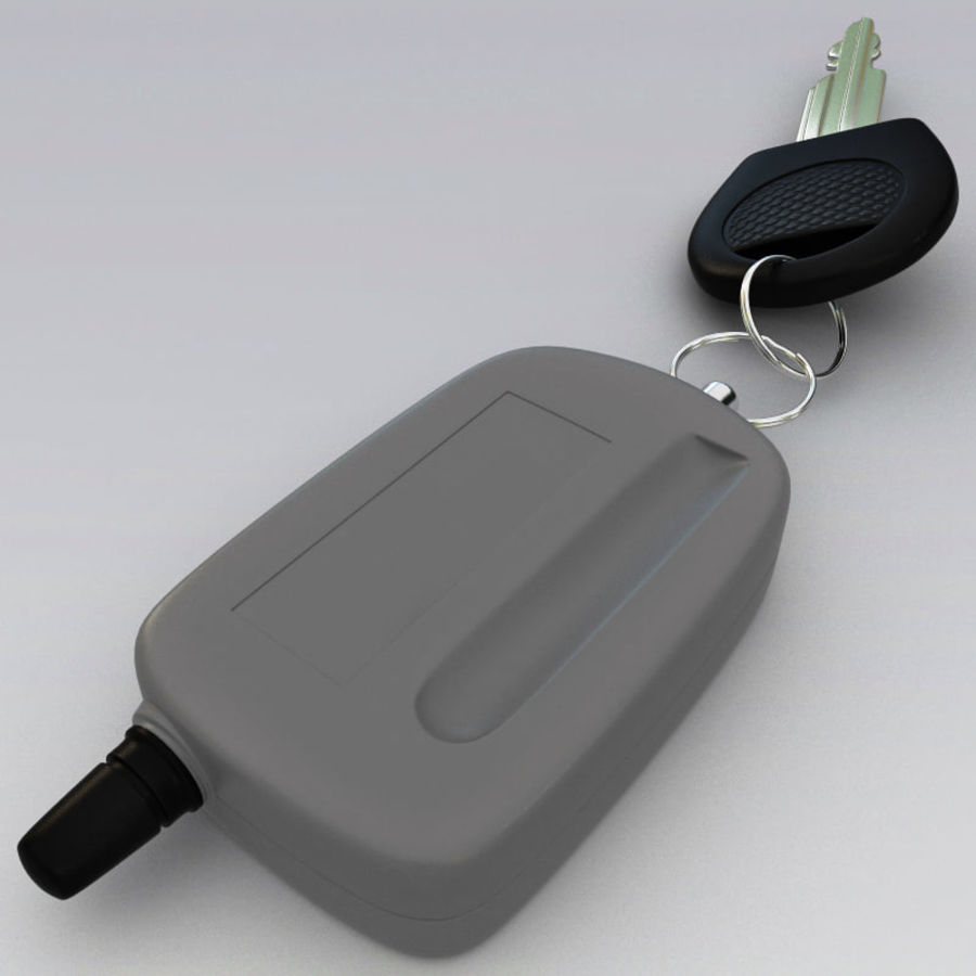 Remote Key Fobs Collection royalty-free 3d model - Preview no. 74