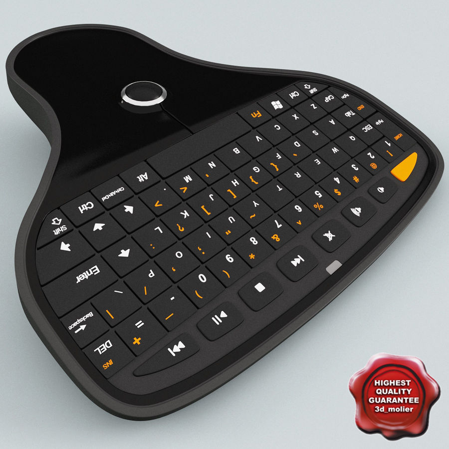 Remote Key Fobs Collection royalty-free 3d model - Preview no. 80