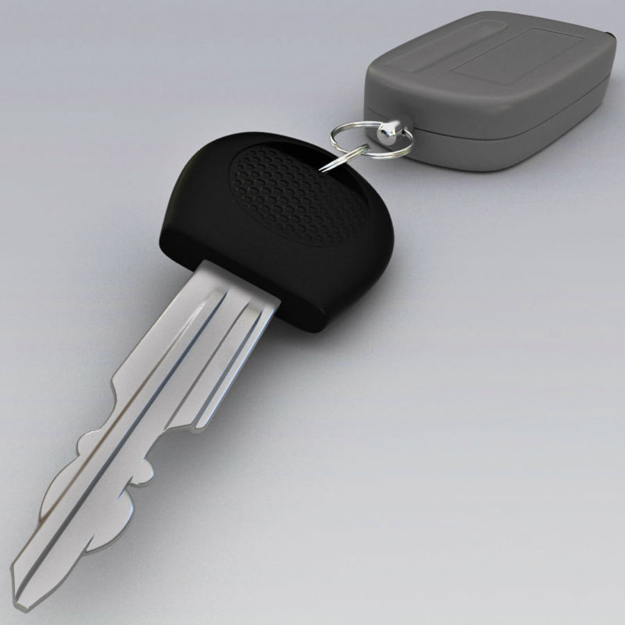 Remote Key Fobs Collection royalty-free 3d model - Preview no. 75