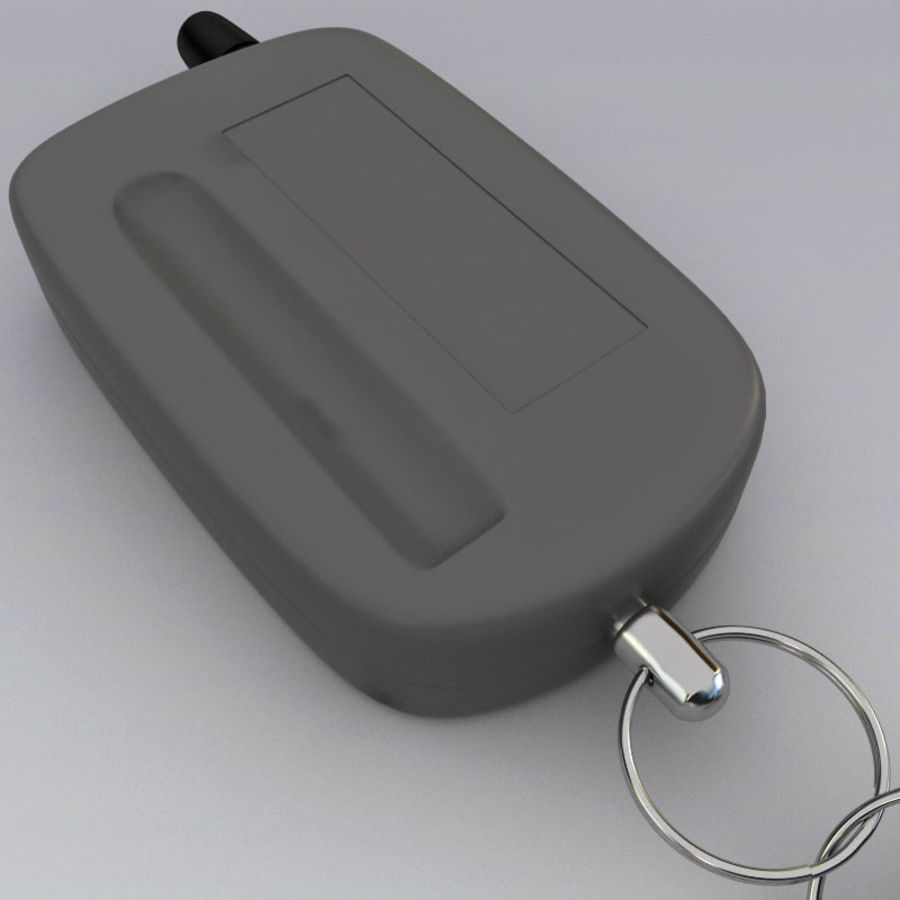 Remote Key Fobs Collection royalty-free 3d model - Preview no. 78