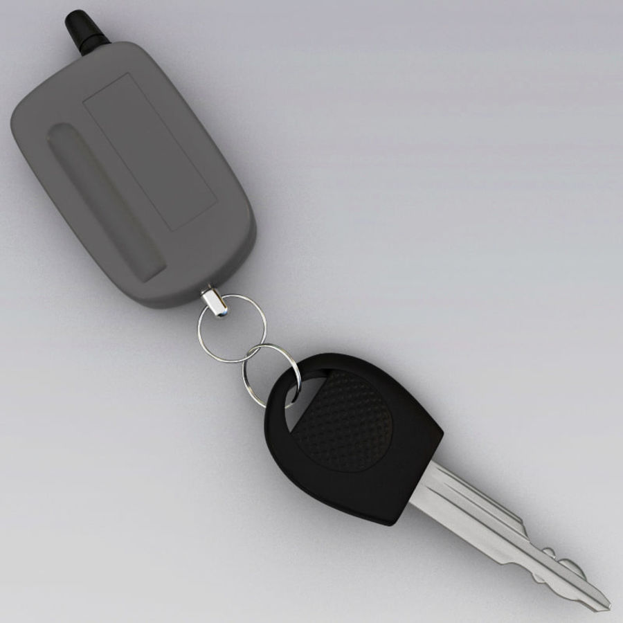 Remote Key Fobs Collection royalty-free 3d model - Preview no. 77