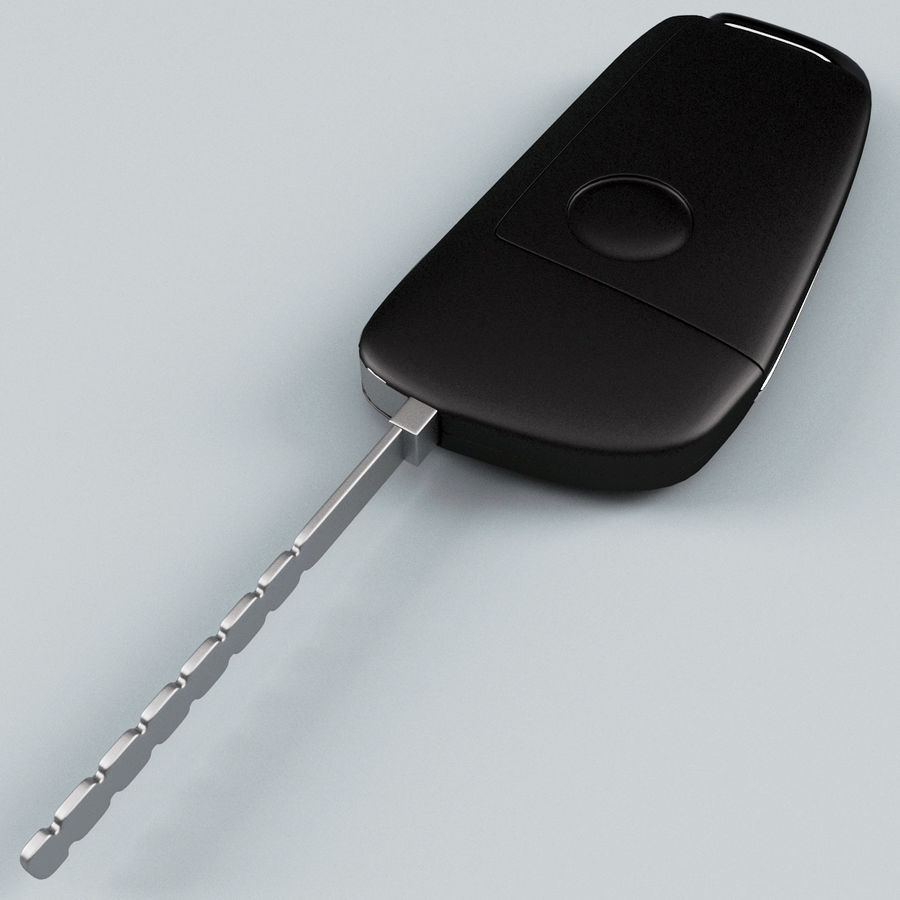 Remote Key Fobs Collection royalty-free 3d model - Preview no. 17
