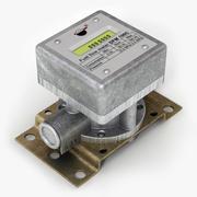 Fuel Flow Meter 3d model