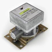 Débitmètre de carburant 3d model