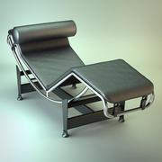 Le Corbusier LC4 Chaise Longue 3d model
