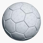 Piłka nożna 2 Piłka do piłki nożnej 3d model