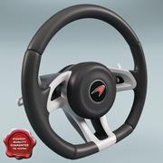 Mclaren Steering Wheel 3d model