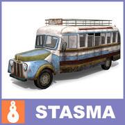 Alter Bus 3d model