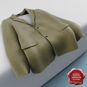 Men Jacket V3 3d model