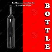 Butelka 3d model