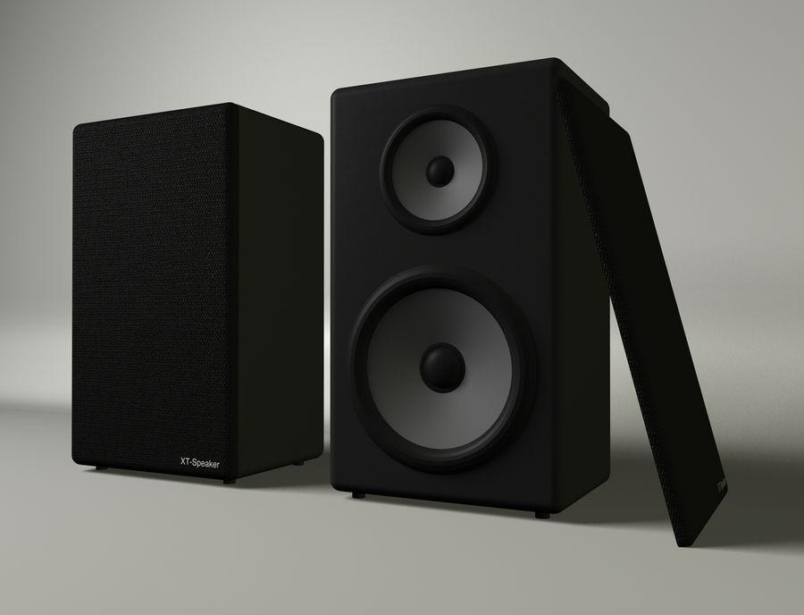 연사 royalty-free 3d model - Preview no. 2