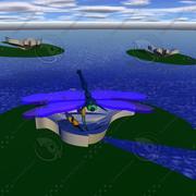 DRAGON FLY 3d model
