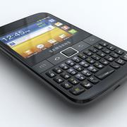 Samsung Galaxy Y Pro B5510 3d model