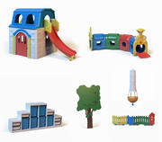 Collection de jouets 3d model