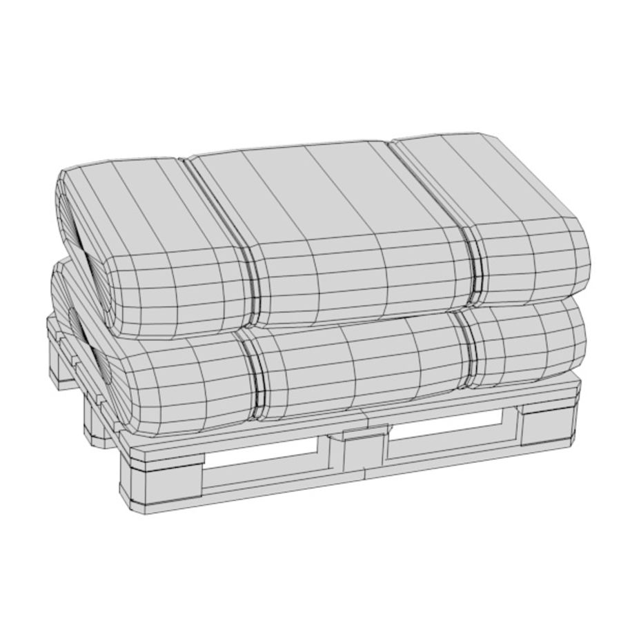construction m9 3ds royalty-free 3d model - Preview no. 2