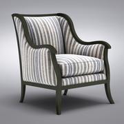 Sandık ve Varil - Carly Sandalye 3d model