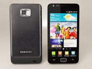 Samsung Galaxy S 2 i9100 3d model