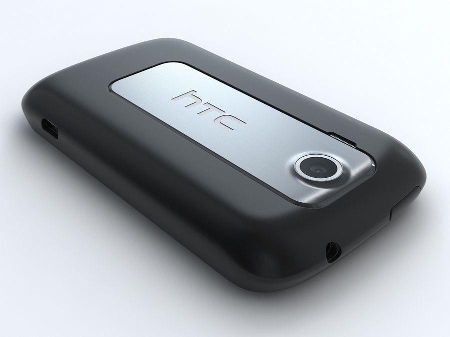 HTC Explorer royalty-free 3d model - Preview no. 11