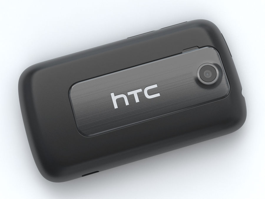 HTC Explorer royalty-free 3d model - Preview no. 18
