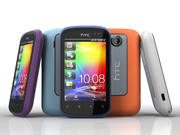 HTC Explorer modelo 3d