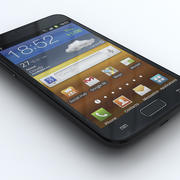 Samsung Galaxy S II HD LTE 3d model