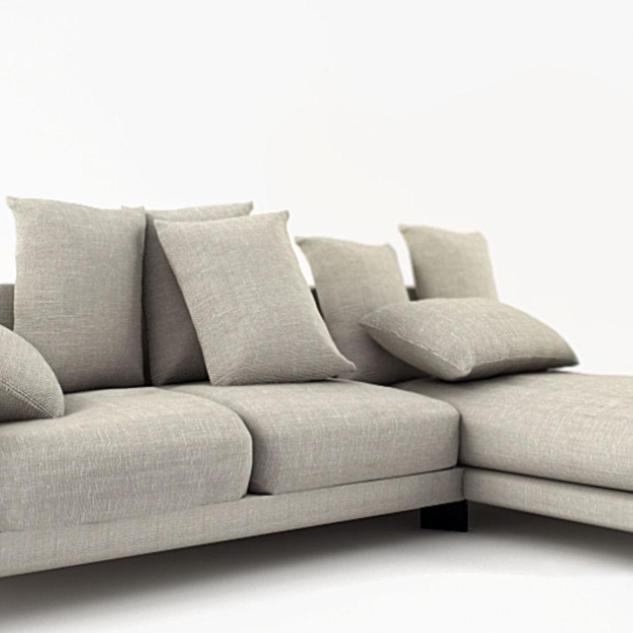 bensen neo sofa 3d model 4 oth obj max fbx dwg 3ds free3d