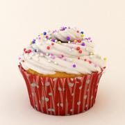 Cupcake_03 3d model