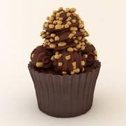 Cupcake_07 3d model