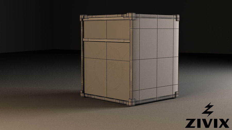 Speakers & Amplifiers royalty-free 3d model - Preview no. 9