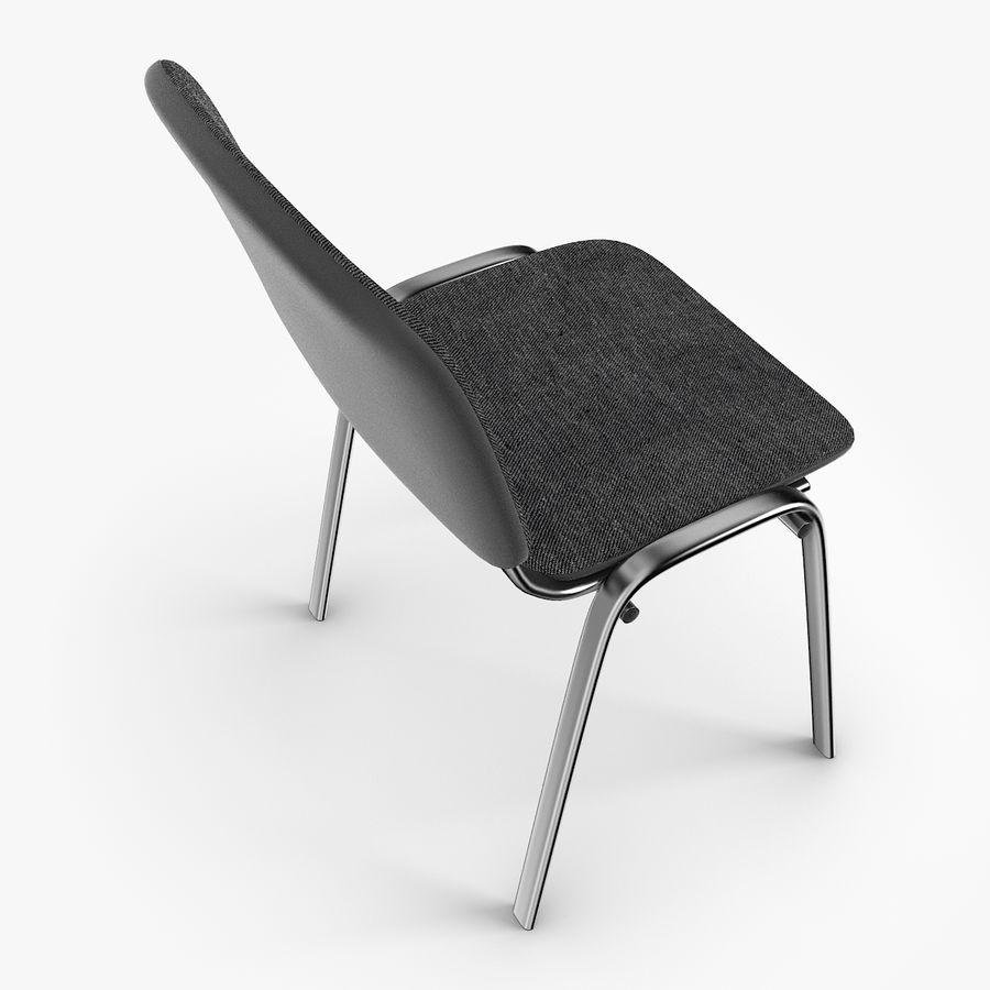 办公椅ISO royalty-free 3d model - Preview no. 5