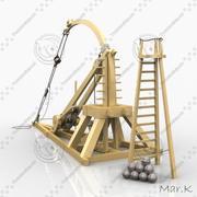 Catapult 2 3d model