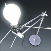 Lamp_2 3d model