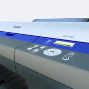 Plotter PhotoCopier 3d model