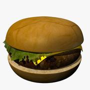 X-Burger 3d model