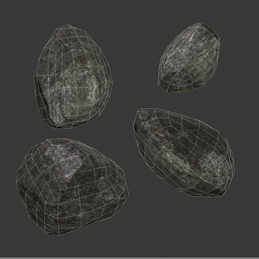 Rots royalty-free 3d model - Preview no. 2