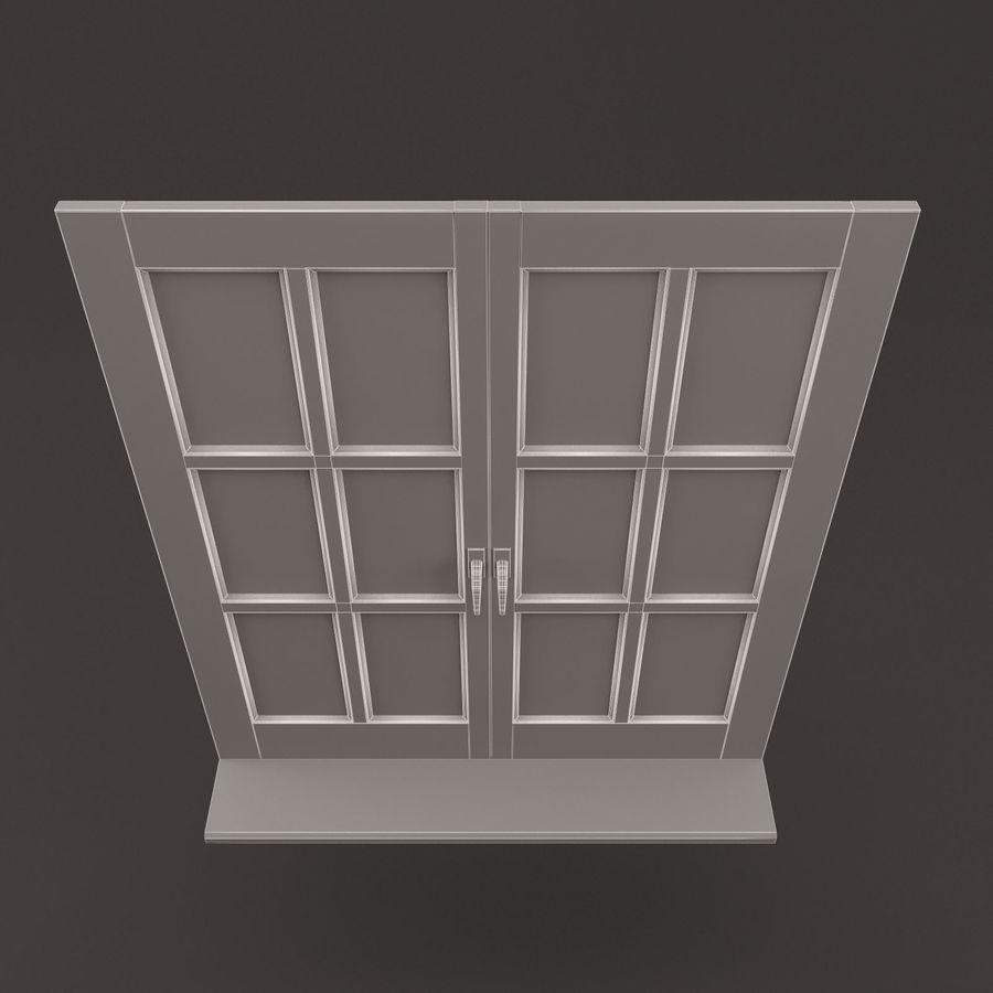 窗口 royalty-free 3d model - Preview no. 8
