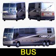 Buss 3d model
