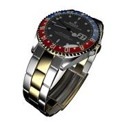 Rolex GMT-Master 3d model