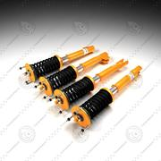 Kilips coilovers modelo 3d