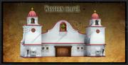 Western Chapel 3d model