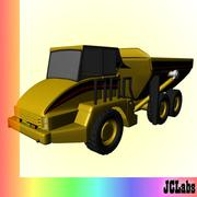 Lastbil 3d model