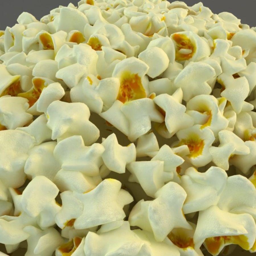 Popcorn W Wannach royalty-free 3d model - Preview no. 5