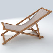 Deckchair 13 3d model