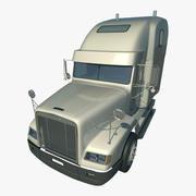 卡车驾驶室 3d model