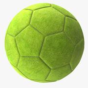 Indoor Soccer Ball 3d model