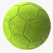 Indoor Soccer Ball 3d model
