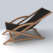 Ligstoel 15 3d model