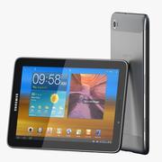 Galaxy Tab 7.7 GT P6800 3d model